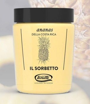 Sorbet de ananas Tonitto, 500 ml