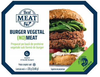Burger vegetal (NO)Meat, 2x110g